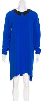 Stella McCartney High-Low Shift Dress