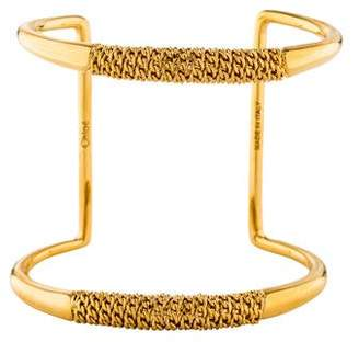 Chloé Open Chain Cuff