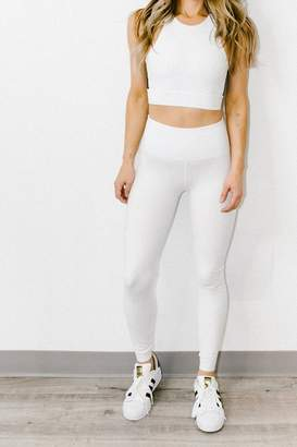 Atelier Fit Gaines Tight In White