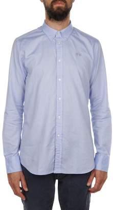 La Martina Cotton Button-down Shirt