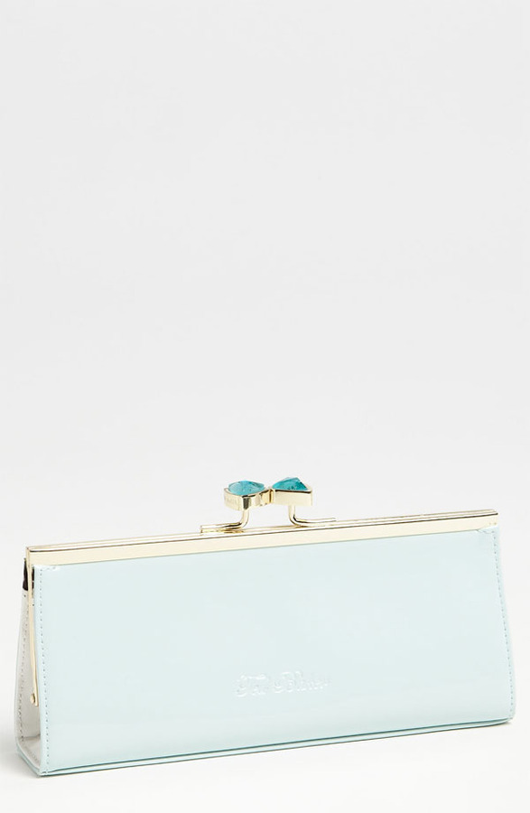 Ted Baker Crystal Top Clutch