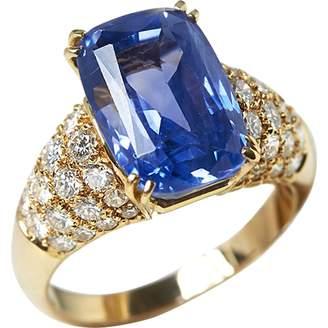 Van Cleef & Arpels Yellow gold ring