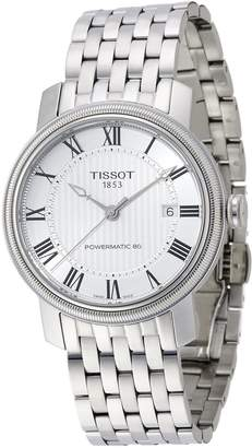 Tissot Men's T-Classic T097.407.11.033.00 Stainless-Steel Swiss Automatic Watch
