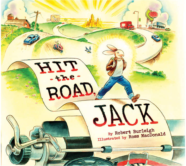 Hit the Road, Jack (Hardcover)