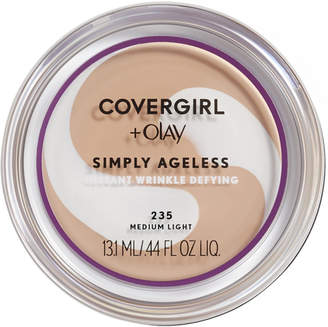 CoverGirl Olay Simply Ageless Foundation $14.99 thestylecure.com