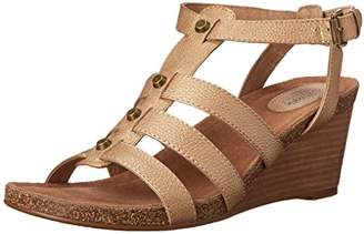 SoftWalk Women's Jacksonville Wedge Sandal