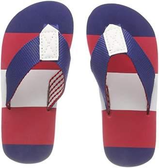 Beck Unisex Kids' Sailor Flip Flops