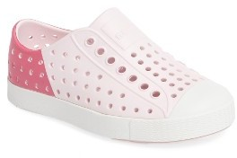 Toddler Native Shoes 'Jefferson' Slip-On Sneaker $40 thestylecure.com