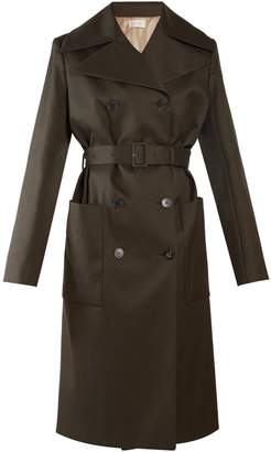 The Row Radcot patch-pocket cotton trench coat