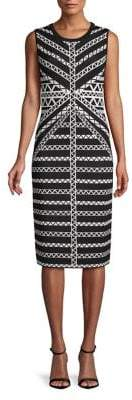 Vince Camuto Sleeveless Sheath Dress