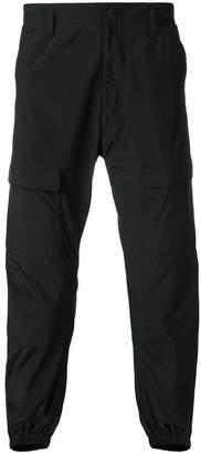 Prada cargo trousers