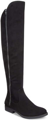 Style & Co. Hadleyy Wide-Calf Over-The-Knee Boots, Only at Macy's $99.50 thestylecure.com