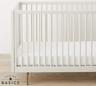 Pottery Barn DCB 400-Thread-Count Organic Cotton Crib Sheet Set