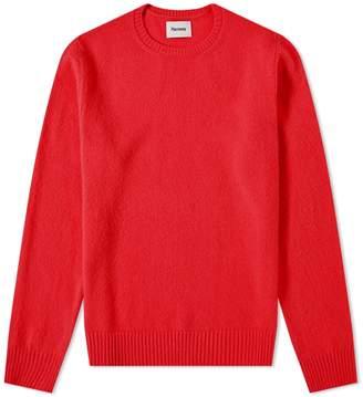 Harmony Winston Boiled Wool Knit