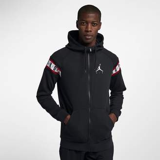 Jordan Jumpman Air Men's Full-Zip Basketball Hoodie