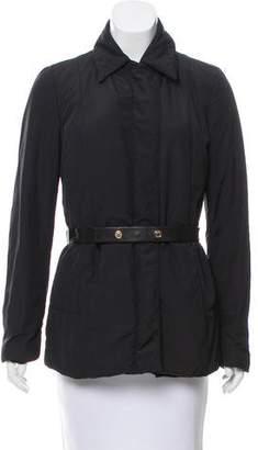 Gucci Belted Short Coat