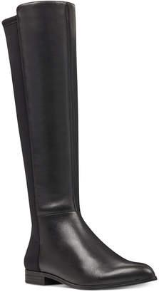 Nine West Owenford 50/50 Wide Calf Boots Women's Shoes