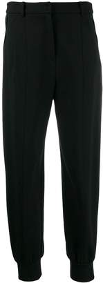 Patrizia Pepe elasticated cuff trousers