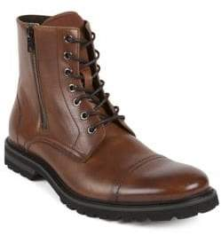 Kenneth Cole Reaction Daxten Leather Boots