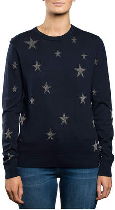 Superdry Star Jacquard Knit