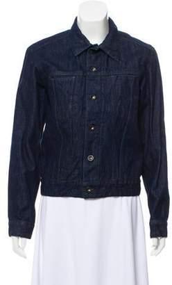 Engineered Garments Denim Button-Up Jacket