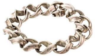 Tiffany & Co. Interlocking Link Bracelet