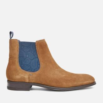 Ted Baker Men's Travics Suede Chelsea Boots - Tan