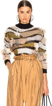 Rachel Comey Sustain Pullover Sweater in Beige | FWRD