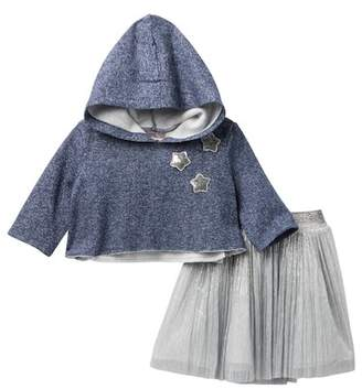 Pippa Pastourelle by and Julie Hoodie & Tutu Set (Toddler & Little Girls)