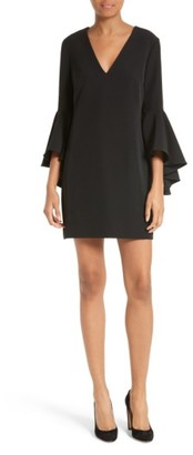 Women's Milly Nicole Bell Sleeve Dress $380 thestylecure.com