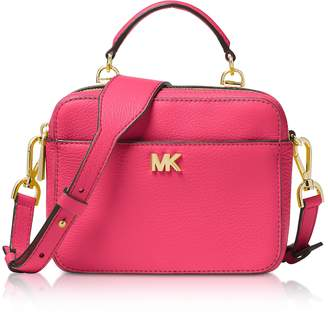Michael Kors Mott Mini Pebbled Leather Crossbody