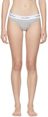 Calvin Klein Underwear (カルバン クライン アンダーウェア) - Calvin Klein Underwear グレー モダン ソング