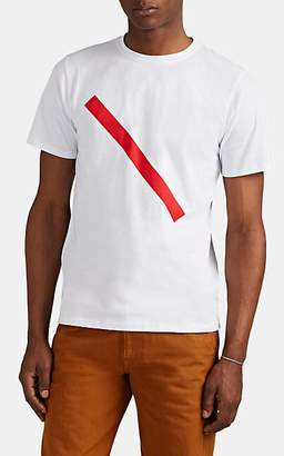Saturdays NYC Men's Logo Cotton T-Shirt - White