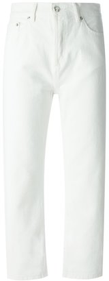 Marc By Marc Jacobs cropped jeans $225.45 thestylecure.com
