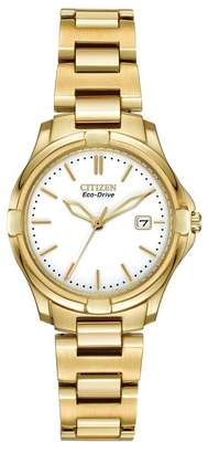Citizen Women's Eco-Drive Silhouette Sport Watch, 28mm