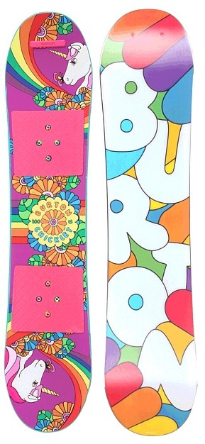 Burton Chicklet (100cm) (Rainbow Multi) - Accessories