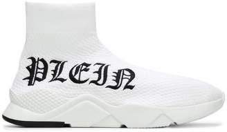 Philipp Plein Gothic hi-top sneakers