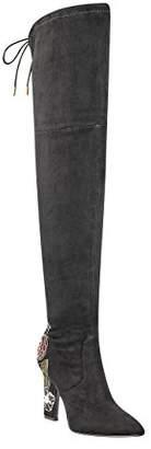 GUESS Women's Albizia Knee High Boot