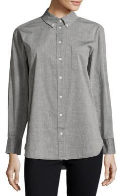 Equipment Margaux Cotton Casual Button-Down Shirt