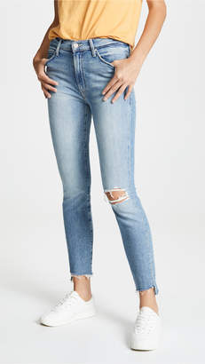 Mother Stunner Fray Jeans