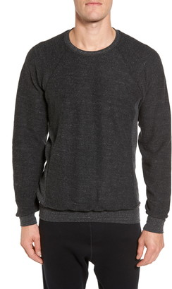 Alo Relaxed Fit Felted Sweatshirt