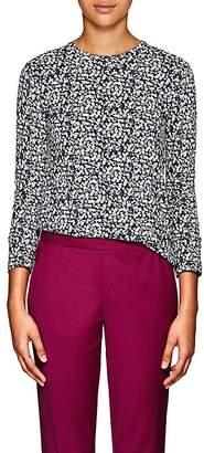 Derek Lam Women's Floral Cotton Jersey T-Shirt