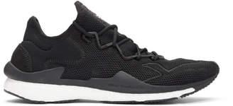 Y-3 Black Boost Adizero Runner Sneakers
