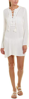 Lost In Lunar Lace-Up Cover-Up