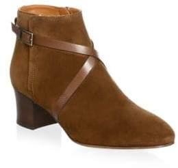 Aquatalia Floretta Suede Boots