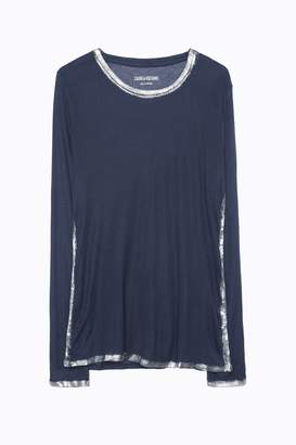 Zadig & Voltaire Willy Foil T-Shirt