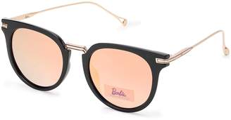 Barbie UV400 Oval Mirrored Polarized Sunglasses For Womens Girls BP035