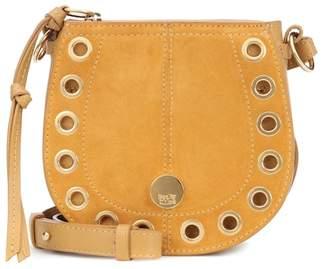 See by Chloe Kriss suede shoulder bag