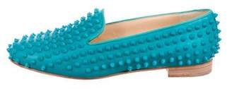 Christian Louboutin Rolling Spikes Loafers