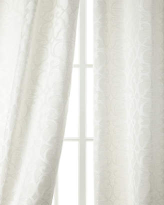 "Austin Horn Classics Two 108""L Gatework Curtains"